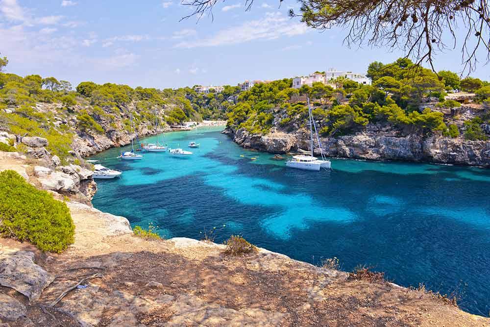 Cala Pi Mallorca - schönste orte mallorca