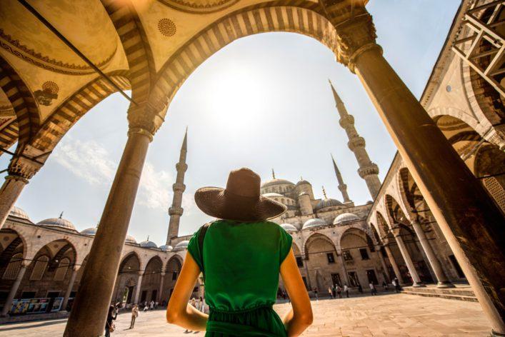Türkei Reisen Istanbul