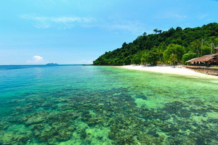 Die schönsten Inseln in Thailand, Koh Ngai, Andamanensee