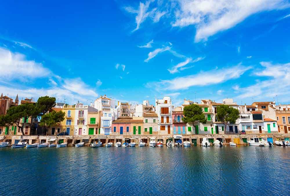 Porto Colom - schönste Orte Mallorca