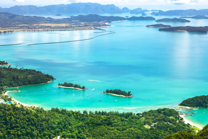 Lankawi Insel Malaysia