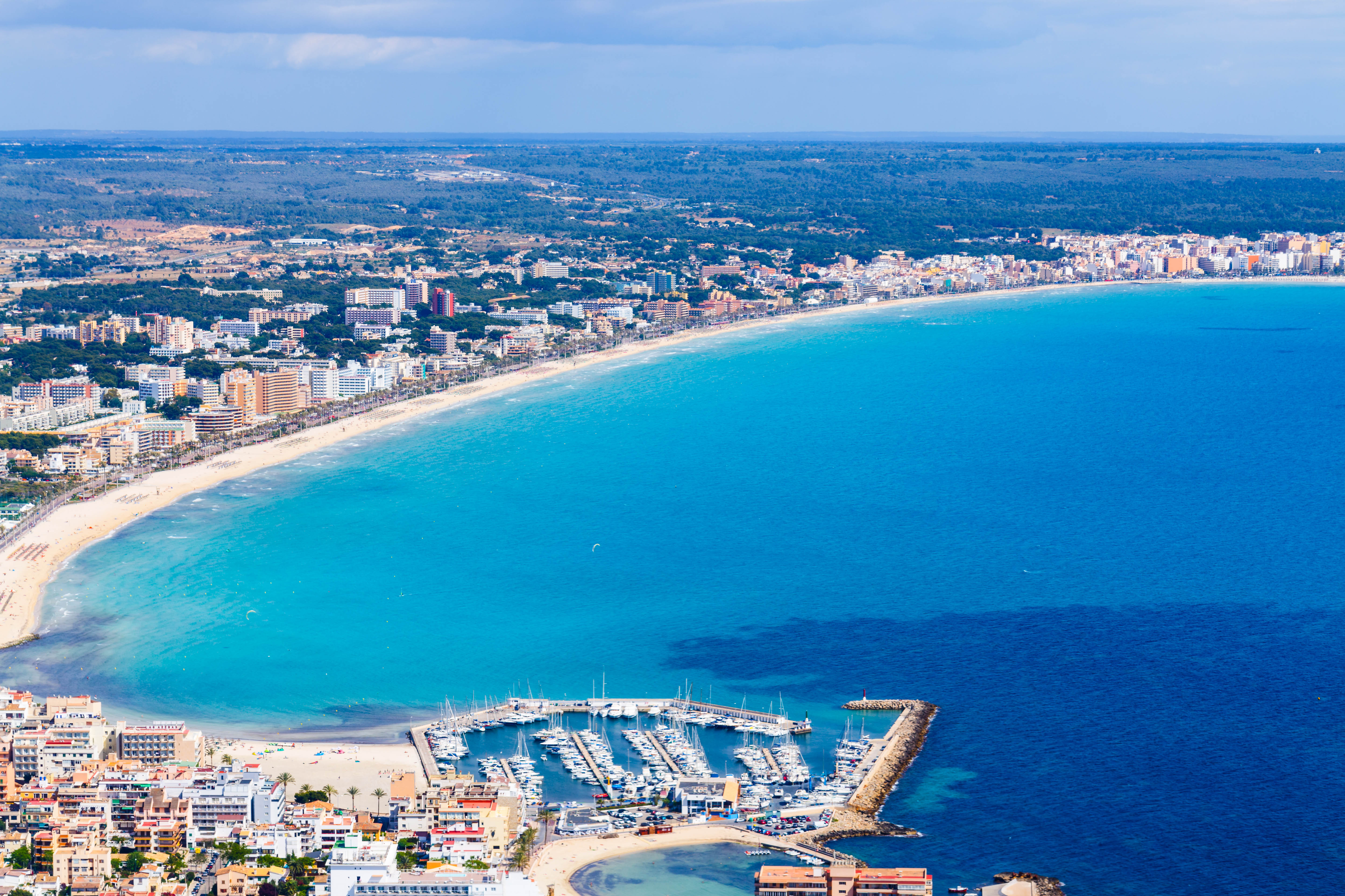 Hotels In Can Picafort Mallorca