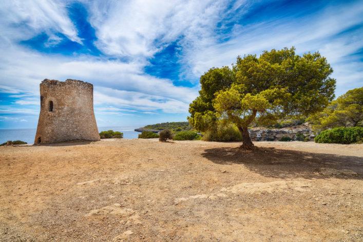 Mallorca – Torre de Cala Pi