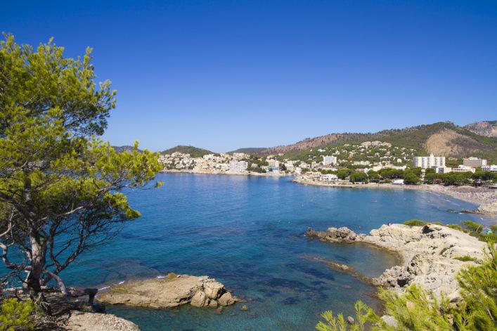 Peguera Beach Mallorca