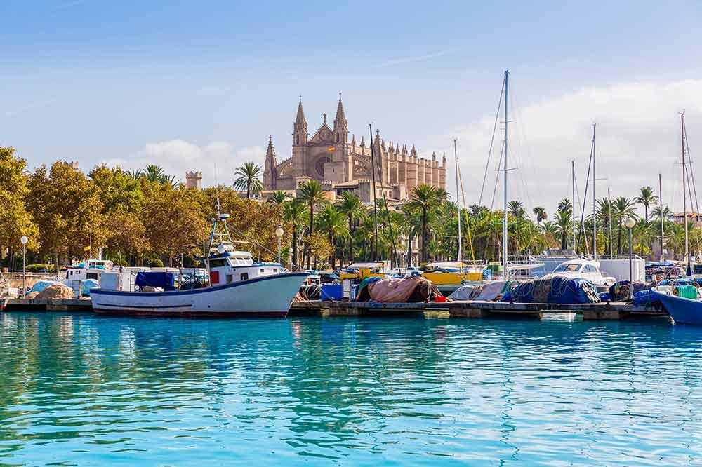 Palma de Mallorca - schönste Orte auf Mallorca