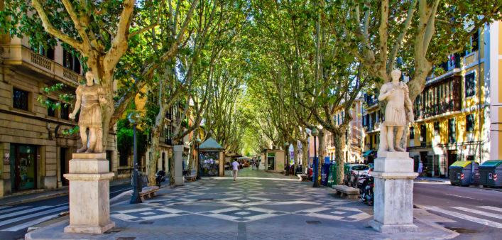 Passeig des Born, Palma de Mallorca