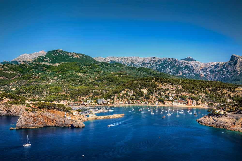 Soller - schönste Orte Mallorca