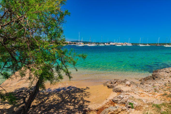 Porto Colom Mallorca shutterstock_586324154