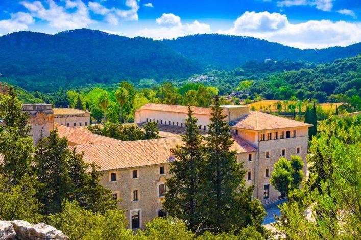 Kloster Lluc, Wandern auf Mallorca