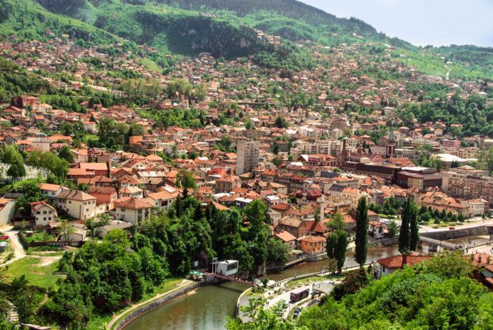 Geheimtipps in Europa Bosnien