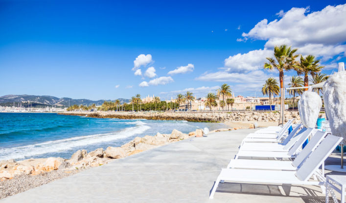 Playa de Palma, Palma de Mallorca