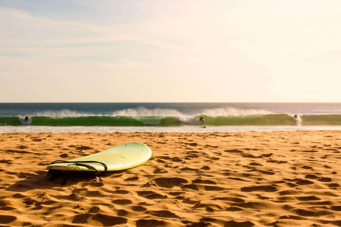 Mallorca Surfen