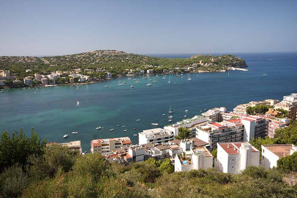 Santa Ponsa - schönste Orte mallorca