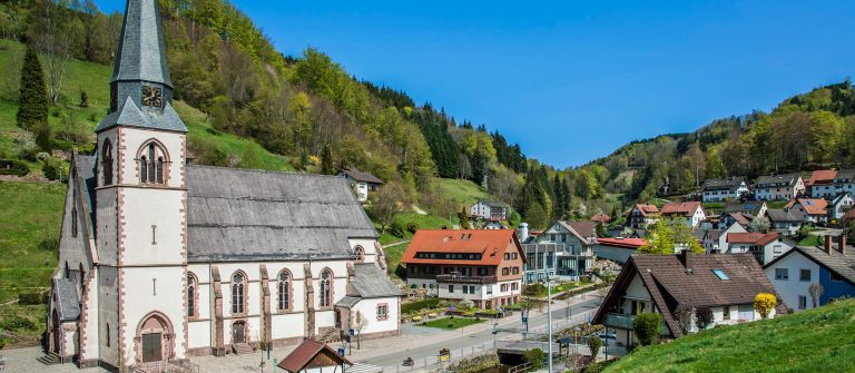 Bad Peterstal-Griesbach,Black Forest,Germany