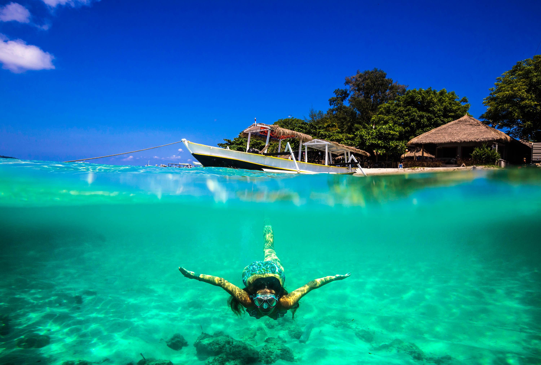 Gemiddelde temperatuur Bali