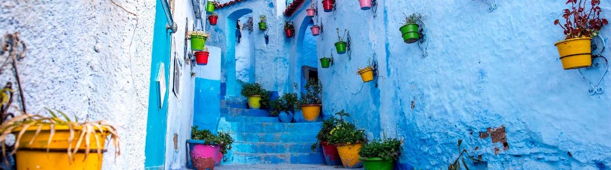 Chefchaouen, Sehenswürdikeiten in Marokko