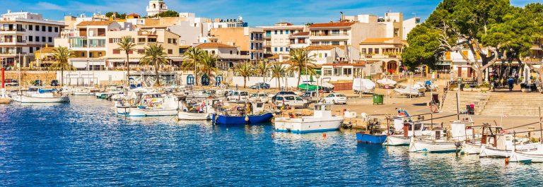 Cala Ratjada Mallorca Port shutterstock_534615091