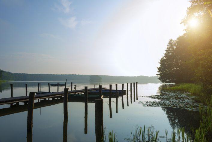 Mecklenburgische Seenplatte Müritz