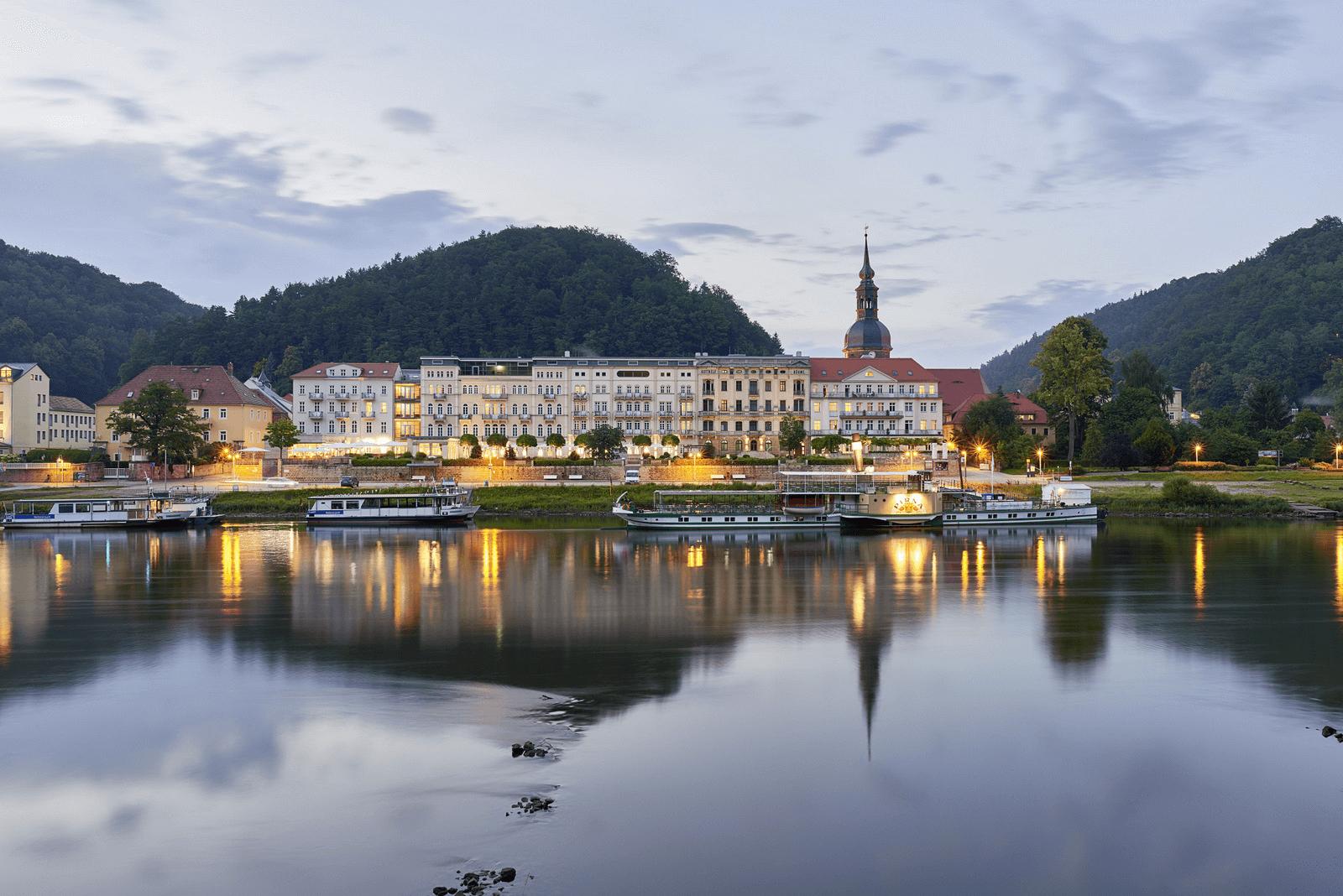 Hotel Toskana Bad Schandau