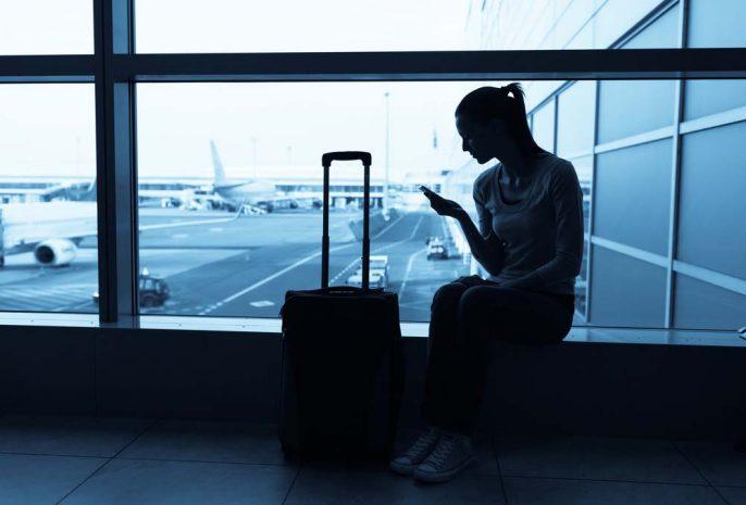Verbaucherprotale für Fluggastrechte