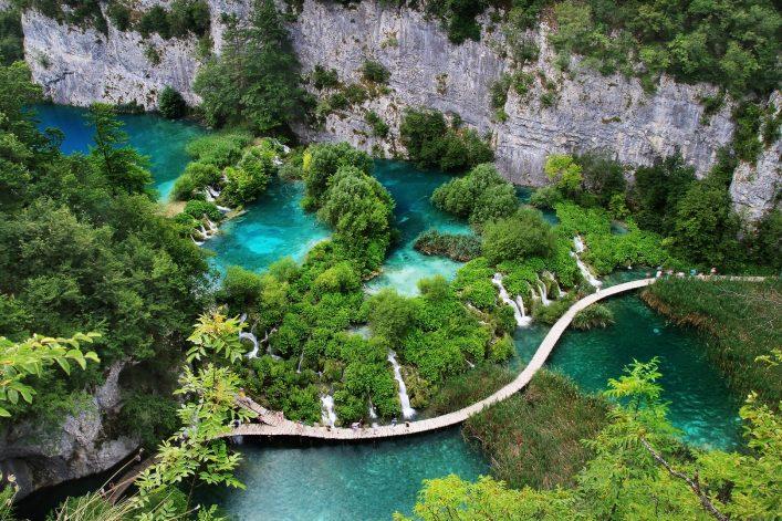 Pula Kroatien Plitvicer Seen