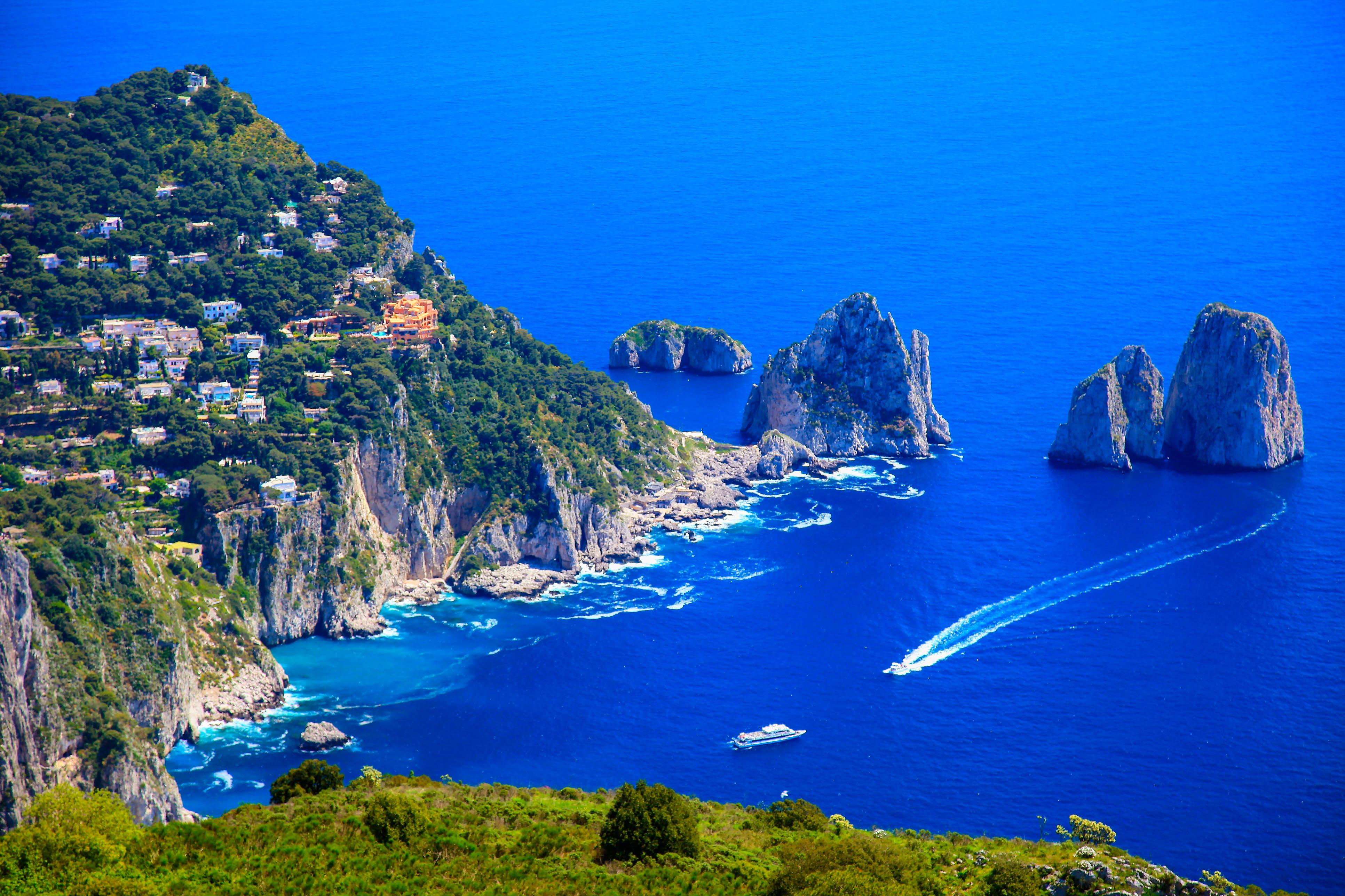 Isle Of Capri Italy Hotels