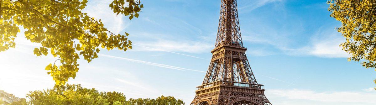 Eiffel tower, Paris , 24 stunden