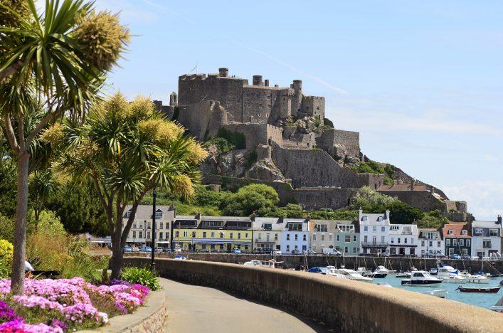 Saint-Malo Jersey Ausflug