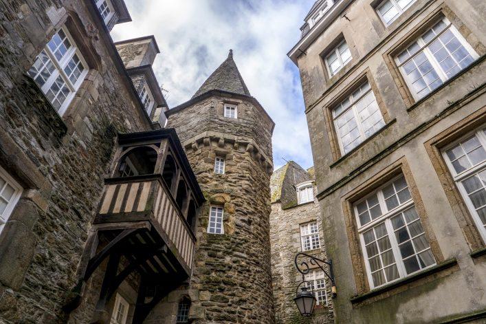 Saint-Malo Altstadt