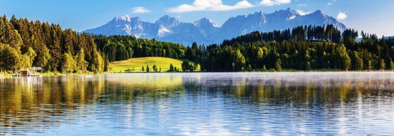 Wilder Kaiser, Austria