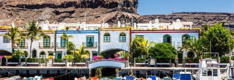Grand Canary Puerto de Mogan