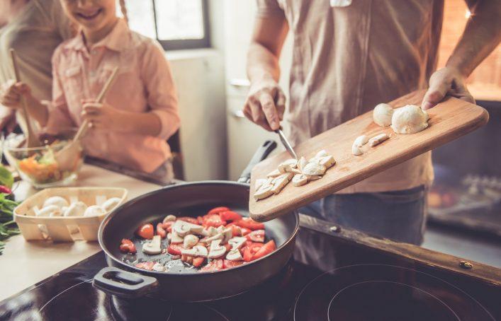 Urlaubsfeeling Kochen Gerichte