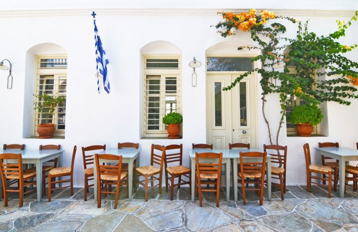 Rhodos Tipps Griechische Taverne