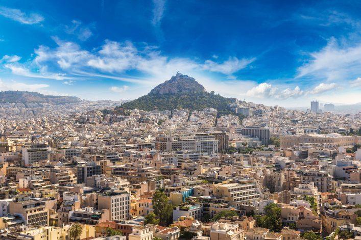 Athen Tipps Lykabettus Hügel