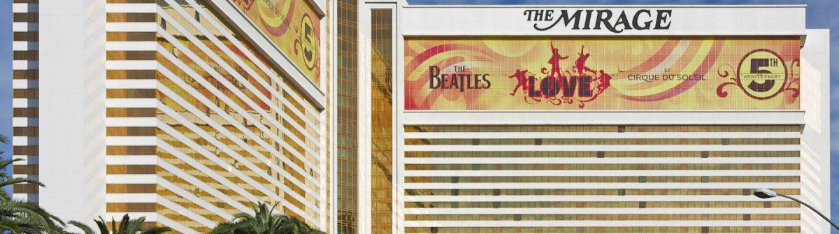 Mirage hotel and casino in Las Vegas