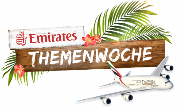 Emirates Themenwoche