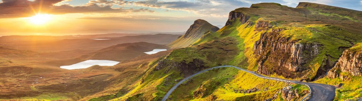 Auf den Spuren von Victoria & Abdul, Drehorte, Schottische Highlands