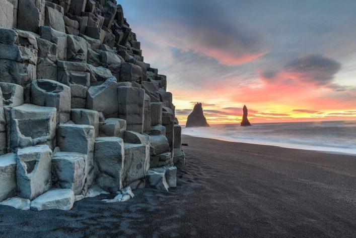 vik beach iceland shutterstock_184366871