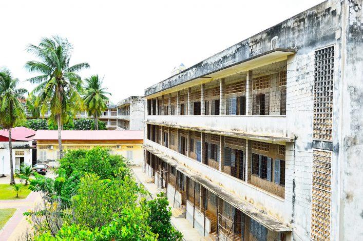 Tuol Sleng (S21) Prison, Phnom Penh, Cambodia