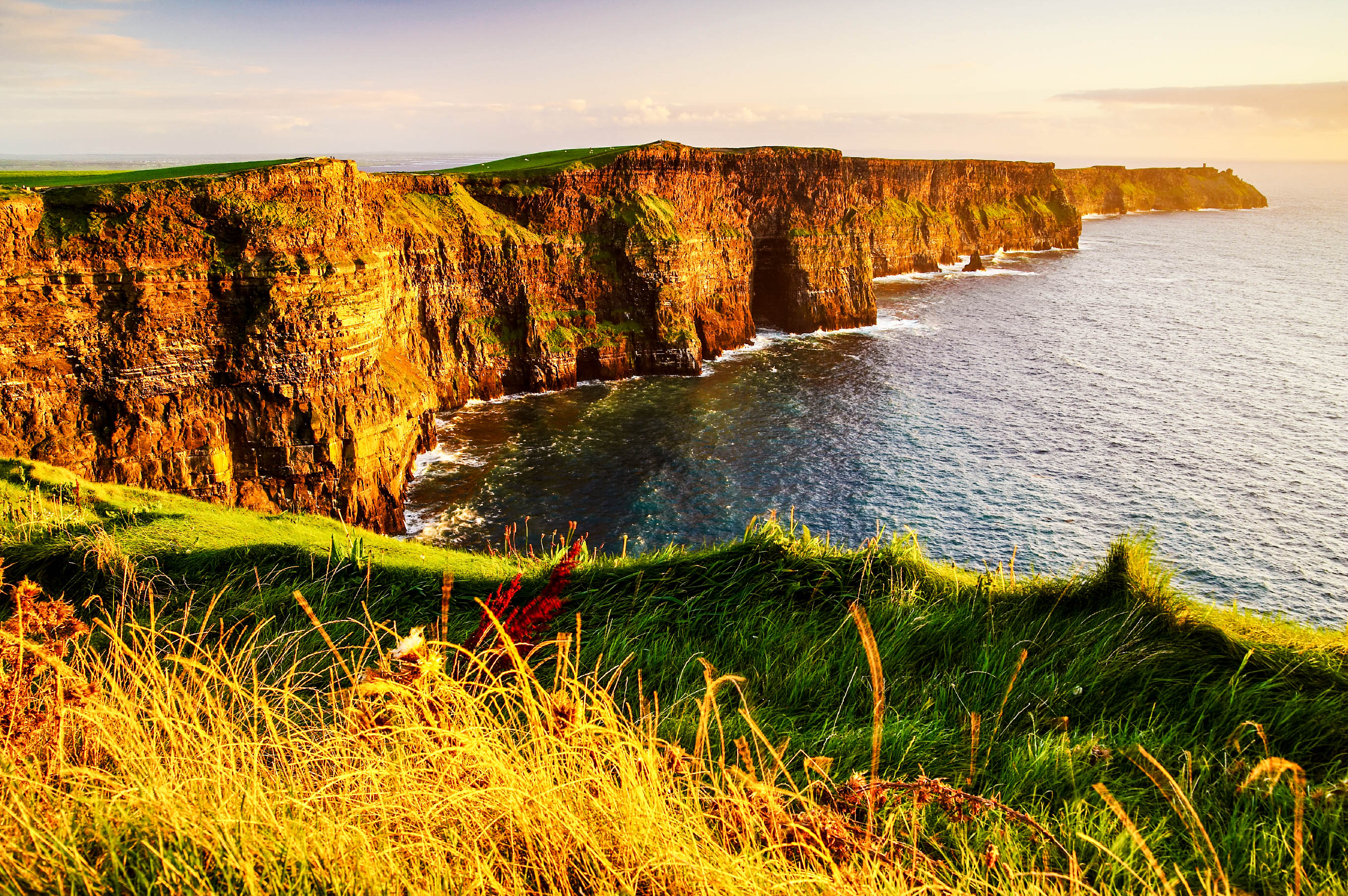Zomer in Ierland