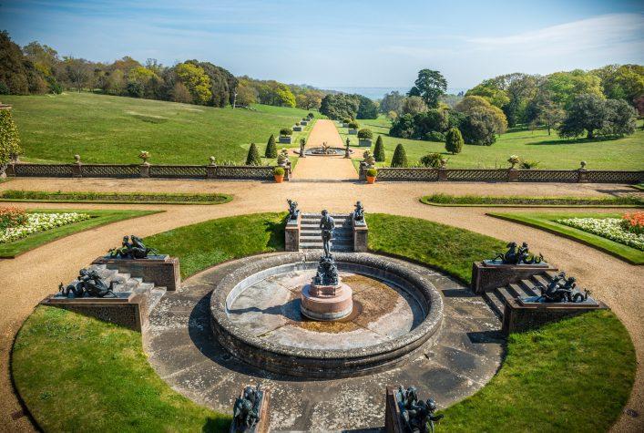 Osborne House gardens UK shutterstock_310601852