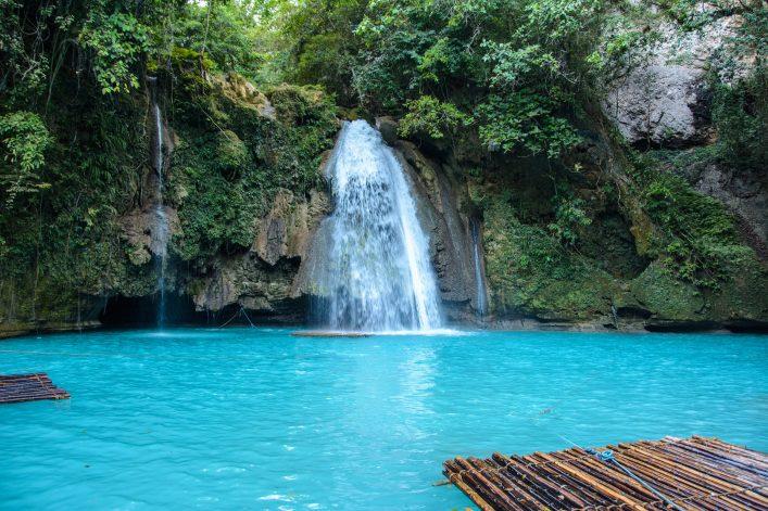 Cebu, Kawasan Falls