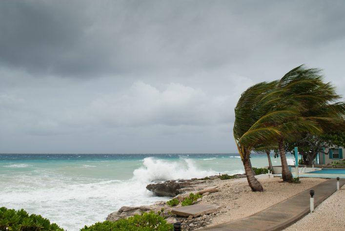Dominikanische Republik Hurrikan Maria