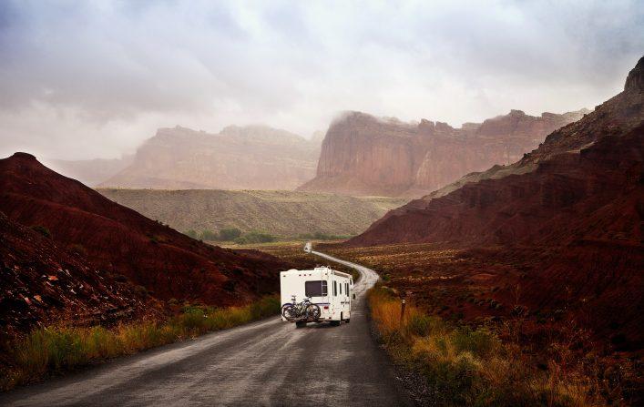 Road trip – Motor home