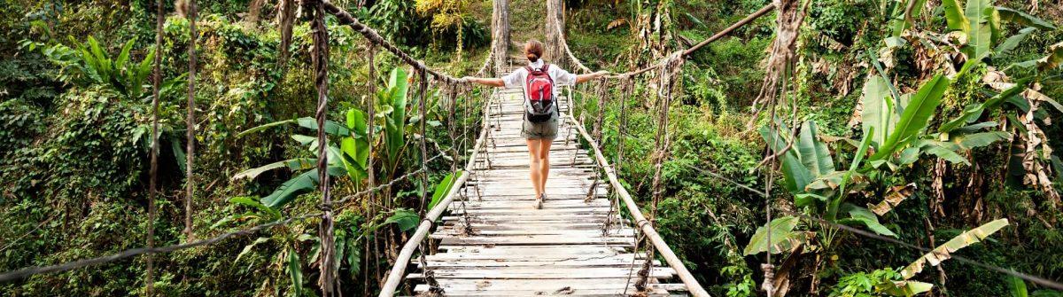 Eco Travelling: Umweltbewusst die Welt entdecken