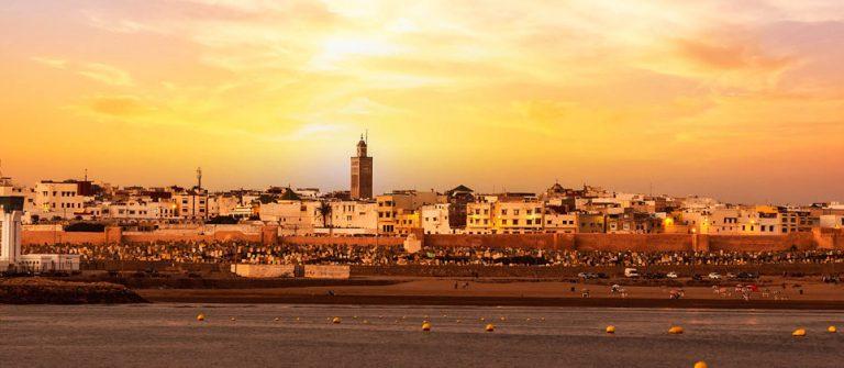 Himmel, Sonnenuntergang, Marokko, Rabat iStock-483487188-2