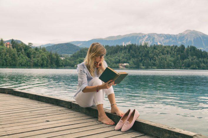 Digital Detox Urlaub Lesen