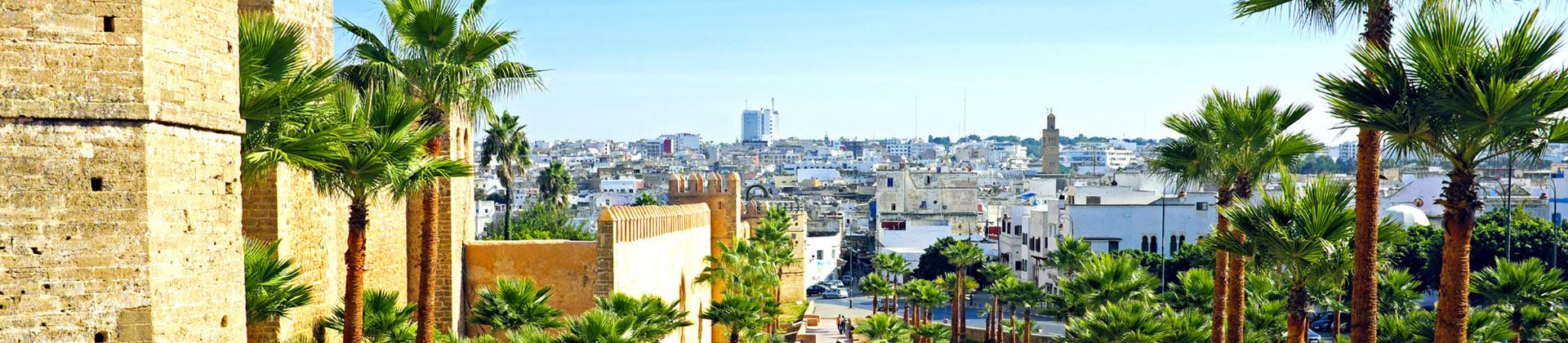 Stad in Marokko