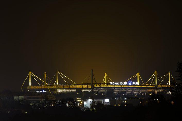 Stadien Borussia Dortmund Westfalenstadion