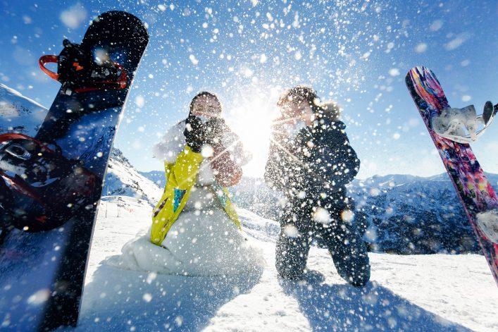 Ski Snowboard Winter Snow_shutterstock_274143371